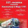 """""""Tramwaj patriotyczny"""" wyjedzie na ulice Krakowa"""
