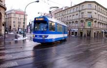 Kraków: Weekend bez tramwajów do Bronowic i na Starowiślnej