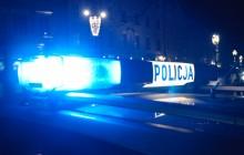 Limanowa: 32-letni kierujący audi A4 uciekał przed policjantami, bo miał sądowny zakaz kierowania samochodem