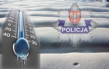 Małopolscy Policjanci uratowali kolejne 3 osoby przed zamarznięciem