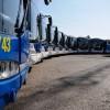 Krakowskie autobusy coraz bardziej eko