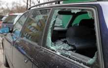 Tarnów: Sprawca zniszczenia kilku samochodów w rękach policji