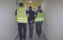 Ustalono i zatrzymano włamywacza, który okradał altanki działkowe na terenie Trzebini