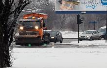MPO walczy z zimą. Trudne warunki pogodowe
