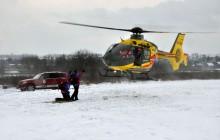 Groźny wypadek w Jadownikach koło Brzeska - Kilkanascie osób rannych