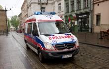 Kraków : RODZINA ZATRUTA CZADEM URATOWANA