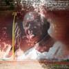 Wizerunek Jana Pawła II powrócił na mur przy Al. Kijowskiej [ zdjęcia ]