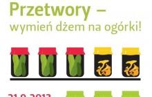 BazArt w MOCAK-u: Przetwory ? wymień dżem na ogórki!
