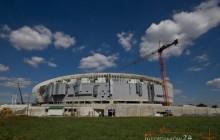 Hala Widowiskowo Sportowa w Czyżynach robi wrażenie ! [Fotoreportaż]