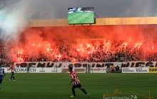 Wojewoda zamknął stadion Cracovii na dwa mecze