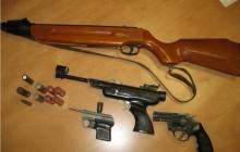 Wadowice: Zatrzymani za posiadanie broni palnej
