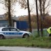 Poszukiwany mężczyzna wpadł podczas kontroli drogowej. Uciekał i groził policjantom