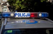 Naćpany kierowca TIR-a postawił na równe nogi krakowskich policjantów