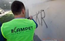 KRAKÓW: Zgłoś nielegalne graffiti