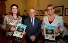 Nauczyciele nagrodzeni przez Prezydenta Miasta Krakowa [ Zdjęcia ]