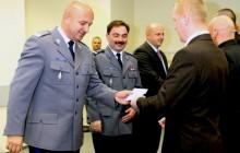 Nagrody i wyróżnienia dla chrzanowskich i libiąskich policjantów