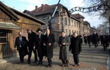 Sekretarz Generalny ONZ z wizytą w Miejscu Pamięci Auschwitz  [ zdjęcia ]