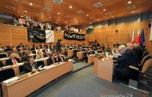 Zakaz paliw stałych w Krakowie przegłosowany [ zdjęcia ]