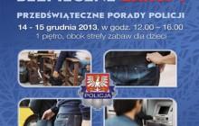?Bezpieczne Zakupy? z Krakowskimi Policjantami w Galerii Bronowice