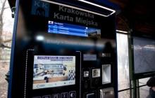 Nowe biletomaty już służą pasażerom
