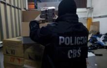 CBŚ rozbiło grupę przestępczą - 14 osób zatrzymanych