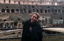 Ania Trzebiatowska jurorką w Rzymie