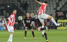 Cracovia Kraków wygrała z Górnikiem Zabrze 2:0 (1:0) [ zdjęcia ]