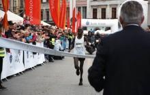 Cracovia Maraton z historią w tle - Kenijczyk najszybszy ! [ zdjęcia ]