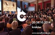 Pierwsi goście Festiwalu Conrada 2014
