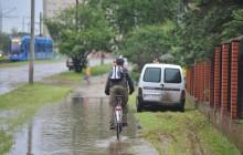 Intensywne deszcze ? służby w gotowości