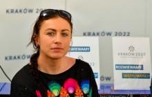 ZIO 2022 : Justyna Kowalczyk na Rynku w Krakowie [ zdjęcia ]
