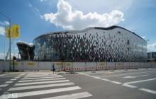 Budowa Centrum Kongresowego ICE Kraków na finiszu
