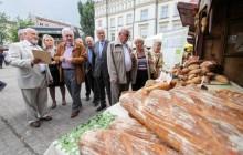 Święto Chleba na krakowskim Kazimierzu [ zdjęcia ]
