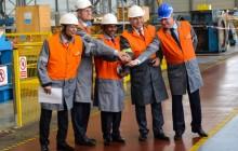 Wicepremier Piechociński: 10 lat obecności Arcelor Mittal w Polsce [ zdjęcia ]
