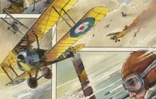 Muzeum Lotnictwa Polskiego: Skrzydła wielkiej wojny