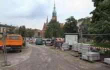 Rynek Podgórski ma być gotowy jeszcze w tym roku