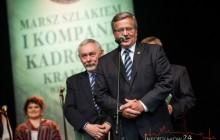 Bronisław Komorowski w Krakowie - Ze śpiewem na ustach - w przeddzień Kadrówki [ Fotorelacja ]