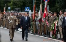 Marsz Szlakiem I Kompanii Kadrowej - uroczystości z udziałem Prezydenta RP Bronisława Komorowskiego [ Fotorelacja ]