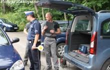 Zakopane: Sprawdzali emisję zanieczyszczeń ? 15 dowodów rejestracyjnych zatrzymanych w ciągu dwóch dni