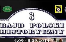 Najsłynniejsze samochody pojawią się na starcie 3 Rajdu Polski Historycznego
