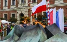 Kraków: 75. rocznica wybuchu II wojny światowej [ zdjęcia ]