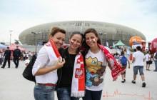 Kraków Arena: Amerykanie zachwyceni