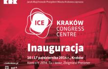 ICE Kraków Congress Centre: Inauguracja