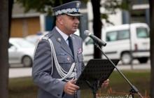 Łącko:  nadinsp. Mariusz Dąbek uczestniczył w posiedzeniu Komisji Bezpieczeństwa i Porządku Publicznego Rady Gminy w Łącku