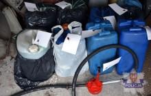 Bochnia: Sprawcy kradzieży paliwa zatrzymani na gorącym uczynku