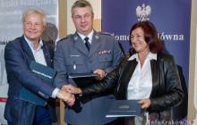Policja podpisała umowę o współpracy z Polskim Związkiem Narciarstwa [ zdjęcia ]
