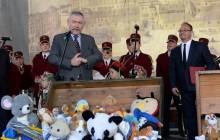 Krakowska zbiórka darów dla przedszkolaków