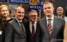 Kraków: Dzisiaj Konwencja PO i SLD jutro PIS-u [ fotorelacja]