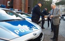 20 nowych radiowozów dla krakowskiej policji [zdjęcia]