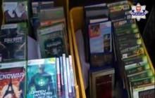 W sklepie sprzedawali konsole do gier video a na giełdzie- nielegalne kopie płyt z grami